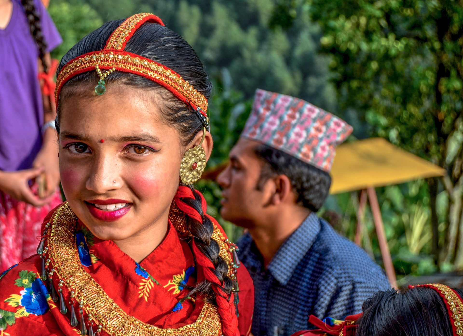 People of Nagarkot