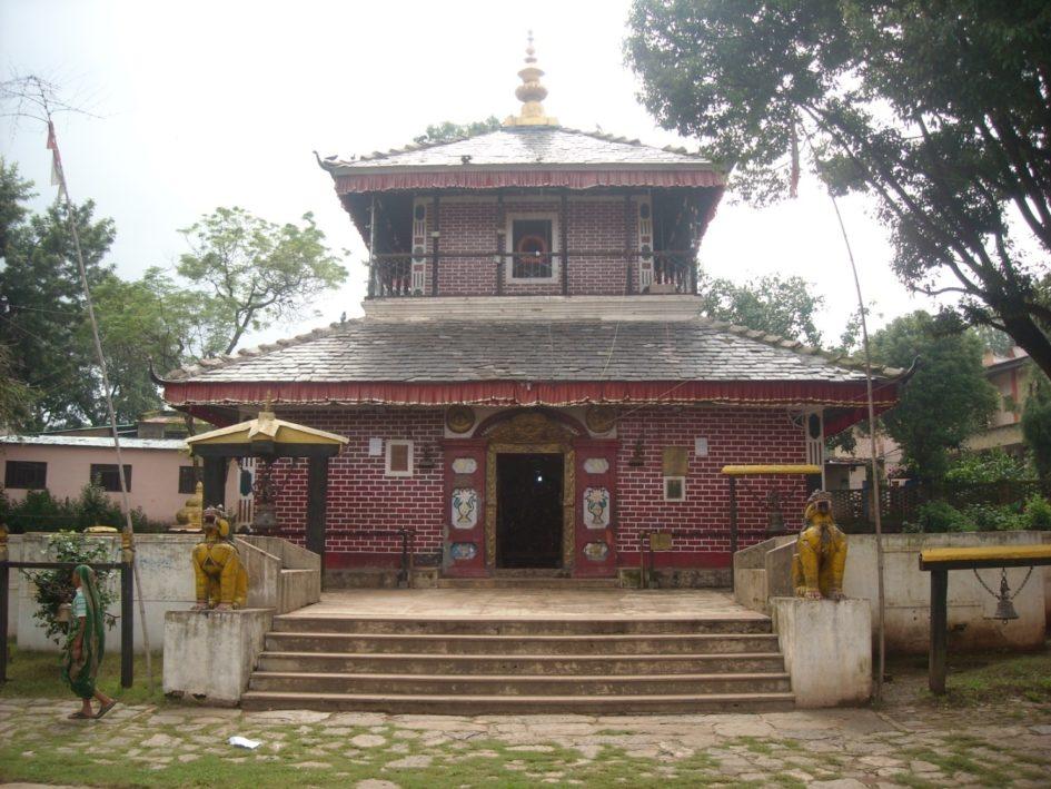 The Rana Ujeshwori Bhagwoti Temple