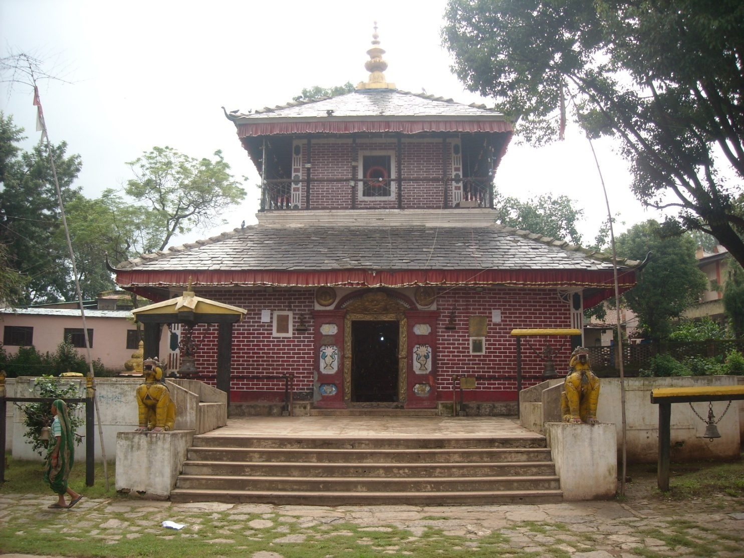 The Rana Ujeshwori Bhagwoti Temple
