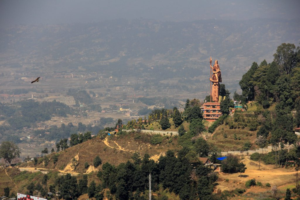 tallest statue of shiva