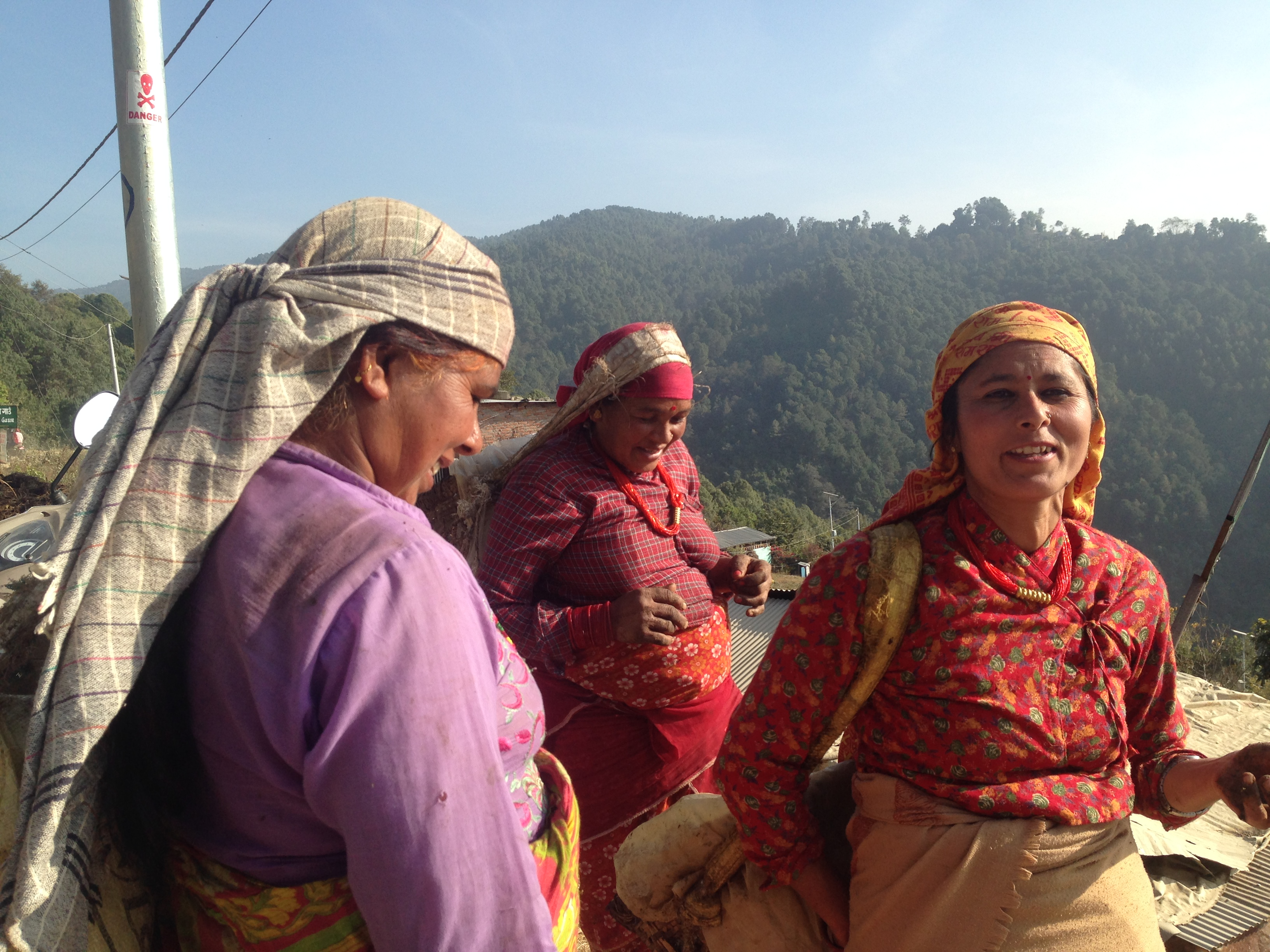 Nagarkot Community Homestay: When 'Excuse me' means more than just getting out of the way!