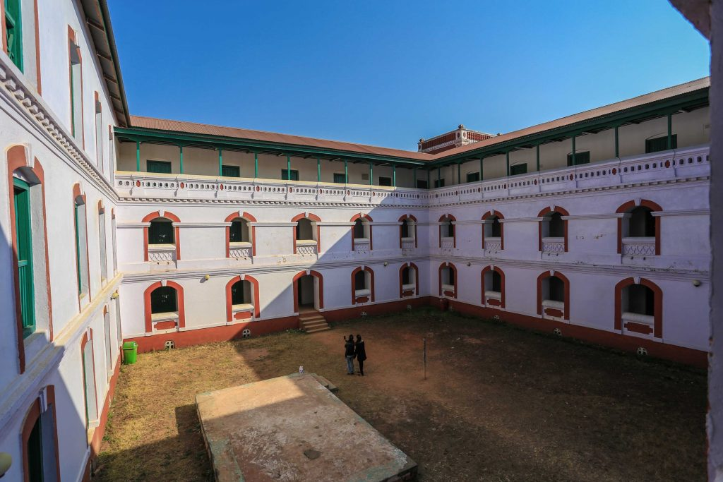 Tansen Durbar now houses a small museum
