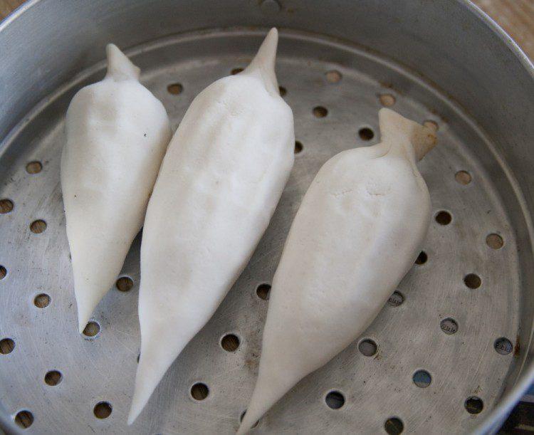 Home-cooked yomari. Photo: Ira de Reuver